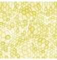 Yellow abstract background vector image