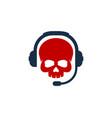 bone podcast logo icon design vector image
