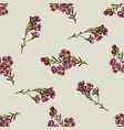 seamless pattern with hand drawn colored wax