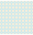 Yoga seamless pattern tiling Light blue and yellow vector image