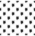 head with arrows pattern vector image vector image