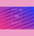 minimal geometric background dynamic shapes vector image vector image