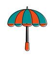 open umbrella icon image vector image vector image
