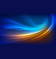 abstract light motion background vector image vector image