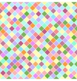 Squares Mosaic Pattern vector image vector image