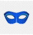brazil carnival icon realistic style vector image