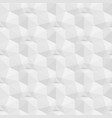 white and gray seamless texture decorative vector image vector image
