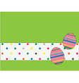 happy-easter vector image vector image