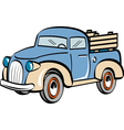 Farm truck vector | Price: 1 Credit (USD $1)
