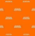 checker taxi pattern seamless vector image vector image