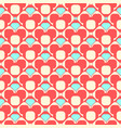 geometric seamless pattern background with round vector image