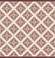 abstract ethnic geometric pattern regularly vector image vector image