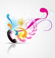 telephone art vector image