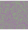 seamless pattern with decorative roses Beautiful vector image