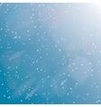 snowstorm vector image vector image