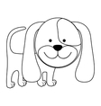 cartoon animal icon image vector image