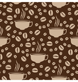 Coffee cap pattern beige