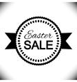 Easter Sale Poster design vector image vector image