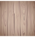 Wood texture top view Natural dark wooden vector image