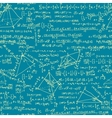 Maths seamless pattern eps 8 vector