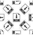 txt file document icon download txt button icon vector image vector image