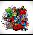 Graffiti vector | Price: 3 Credits (USD $3)