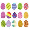 Easter Eggs Digital Clip art vector image