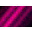 Pink line abstract background vector image vector image