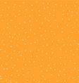 sesame seeds color seamless background random vector image vector image