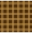 wicker basket weaving pattern seamless texture vector image vector image