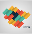 abstract shape design universal modern vector image