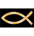 Gold fish symbol