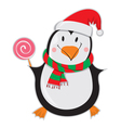 Happy Penguin vector image vector image