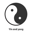 Icon of Yin Yang symbol Taoism buddhism daoism