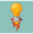 Start up icon design vector image vector image