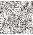 banana fruit sketch for vector image vector image