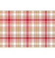 Beige red white fabric texture seamless background