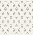 seamless pattern with arrows motif vector image vector image
