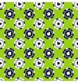 Casino gambling chips seamless pattern vector image