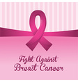 Cancer design vector image vector image