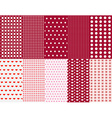 pattern texture vector image vector image