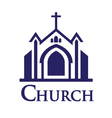 Church logo vector | Price: 1 Credit (USD $1)
