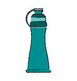 sports bottle icon image vector image vector image