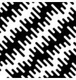 black and white diagonal wavy irregular rounded vector image