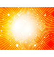 digital rays vector image vector image