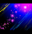 background space cosmic space milky way 1 vector image