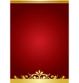 Red luxury background vector | Price: 1 Credit (USD $1)
