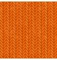 Seamless grunge chevron pattern vector image vector image