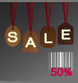 special offer price promotion banner vector image vector image