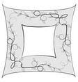 frame card vector image